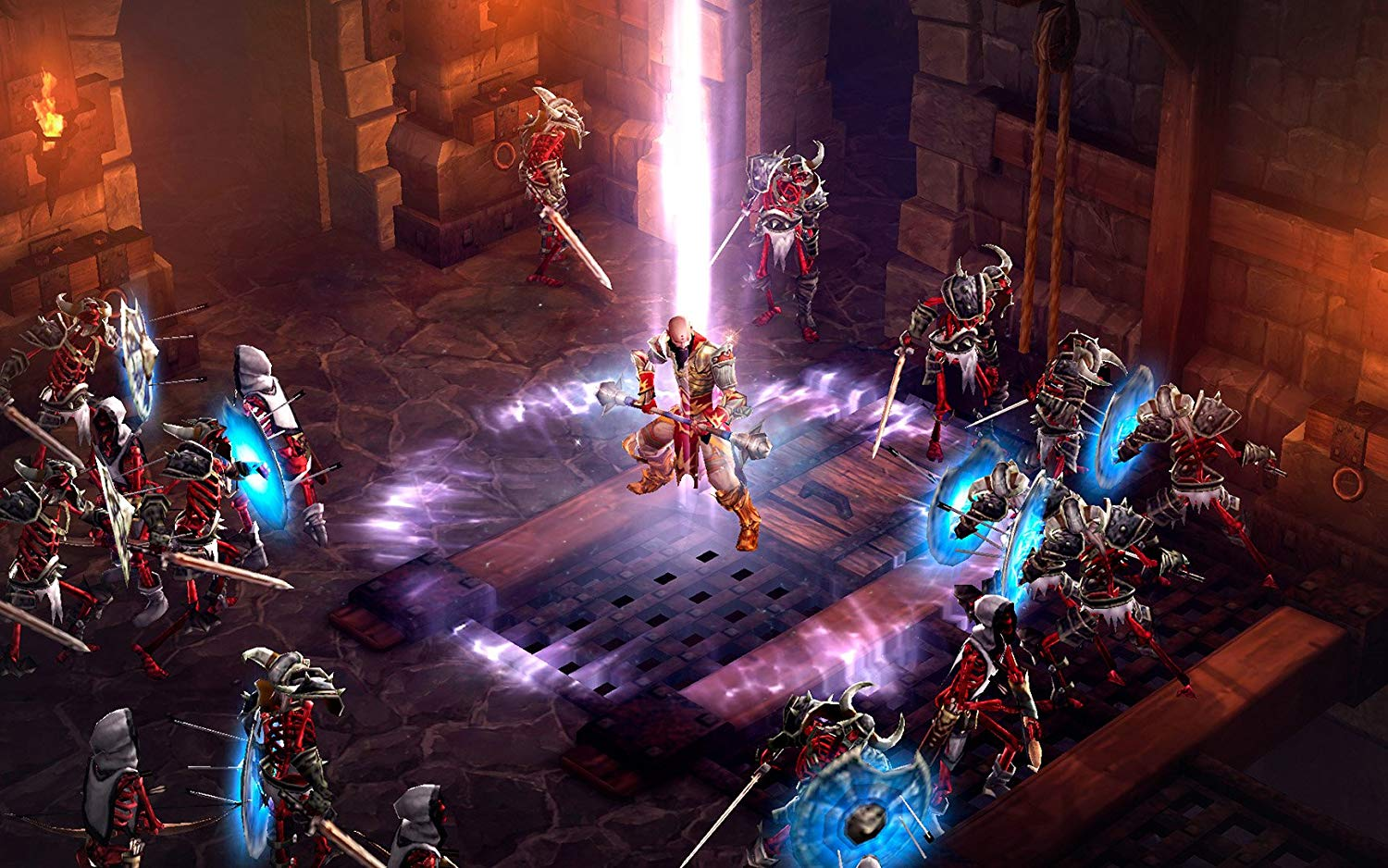 <em>Diablo III</em> has lots of loot for you to plunder.
