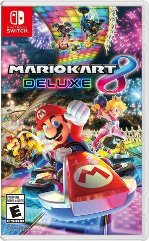 <em>Mario Kart 8 Deluxe</em> product image
