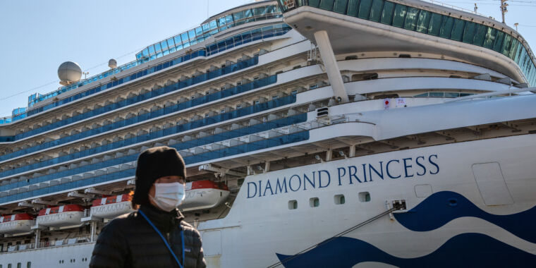 Cruise industry salty over CDC plan to keep travelers safe from COVID... image