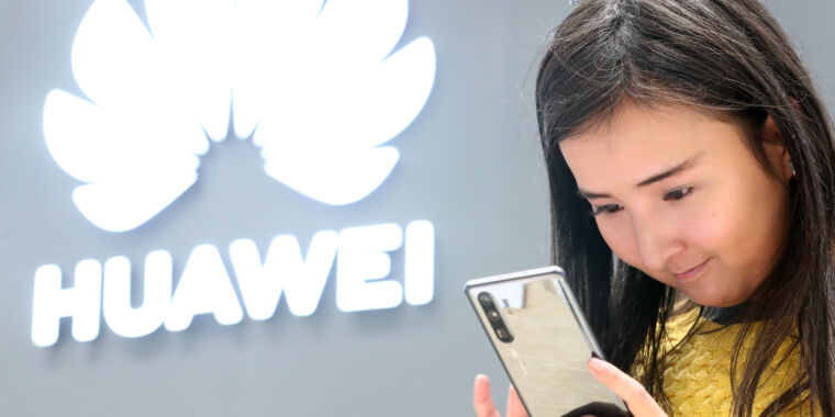 Judge rules a 2019 law singling out Huawei isn't unconstitutional