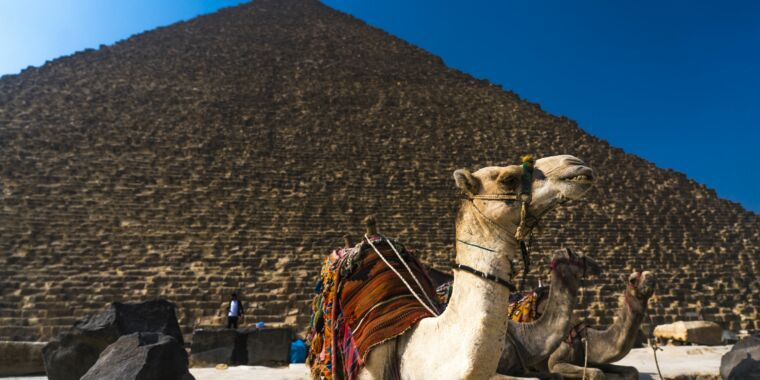 How alternative Egyptology and scientific archaeology were born on the Giza Plateau