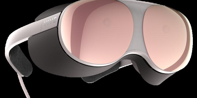 HTC takes its own magic leap, announces Vive Proton prototype headset