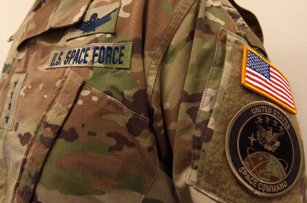What do you call the people who wear the new Space Force space camouflage? That's what the service is asking its members.