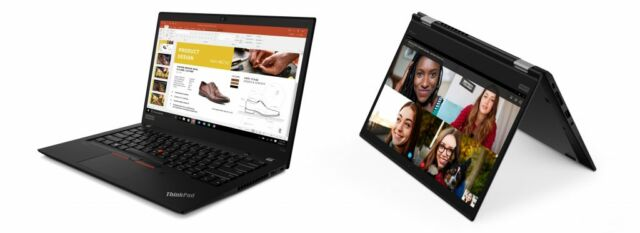 Lenovo refreshes its ThinkPad lineup with AMD Ryzen Pro 4000