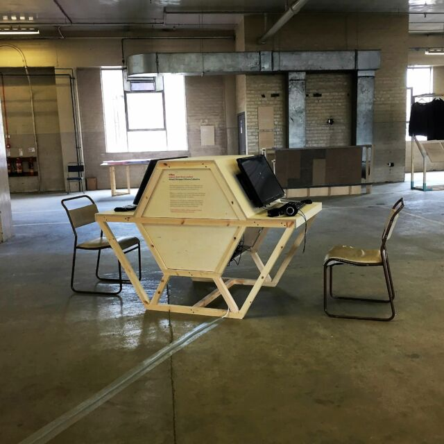 """A traveling installation of """"Killbox"""" has been exhibited in over 40 countries over the past two years."""