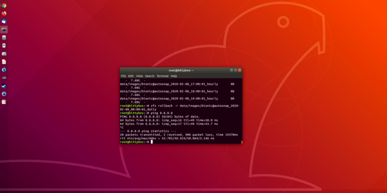 Ubuntu 18.04.4 LTS released Wednesday—here's what's new