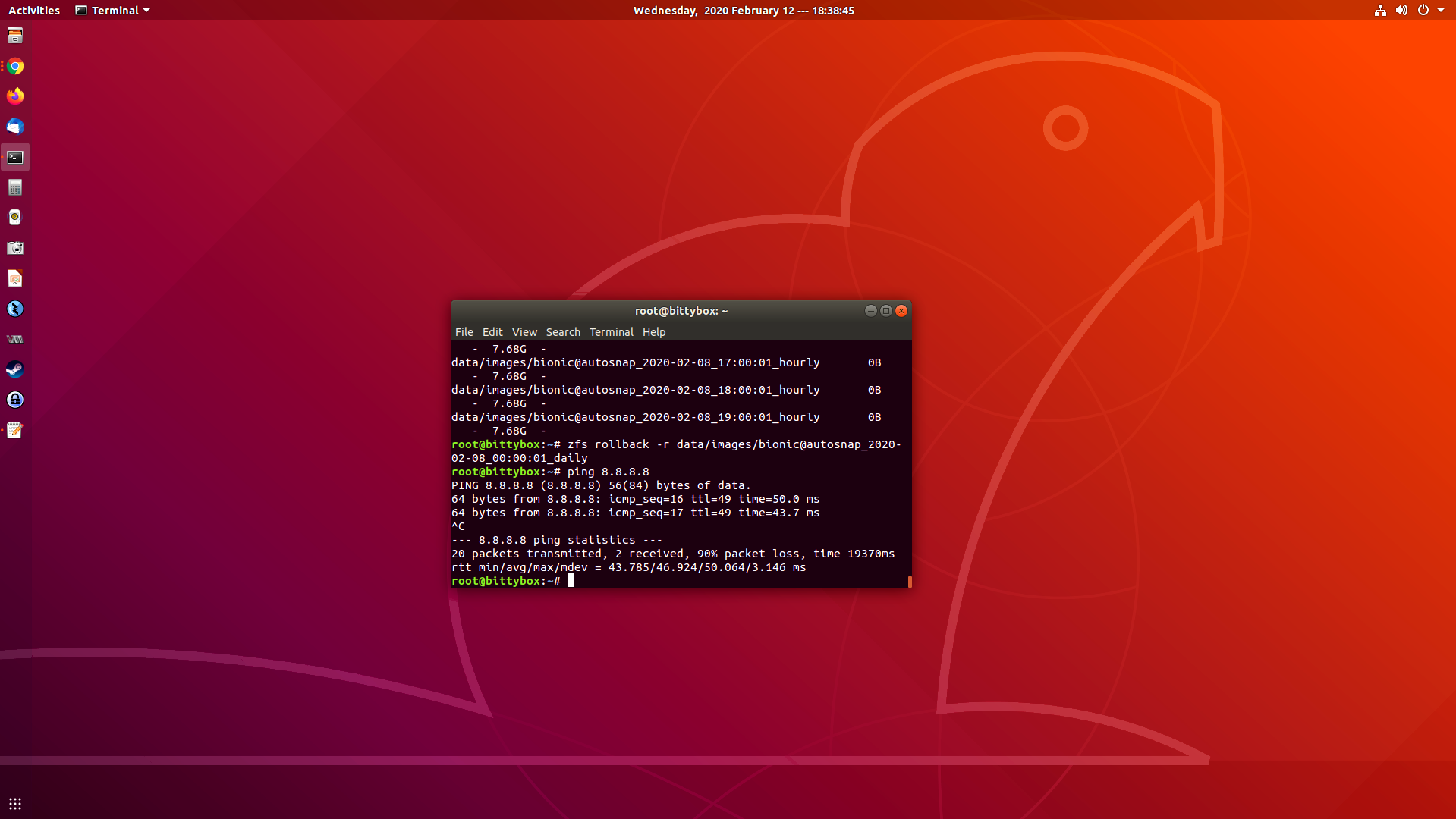 Ubuntu 18 04 4 Lts Released Wednesday Here S What S New Ars Technica