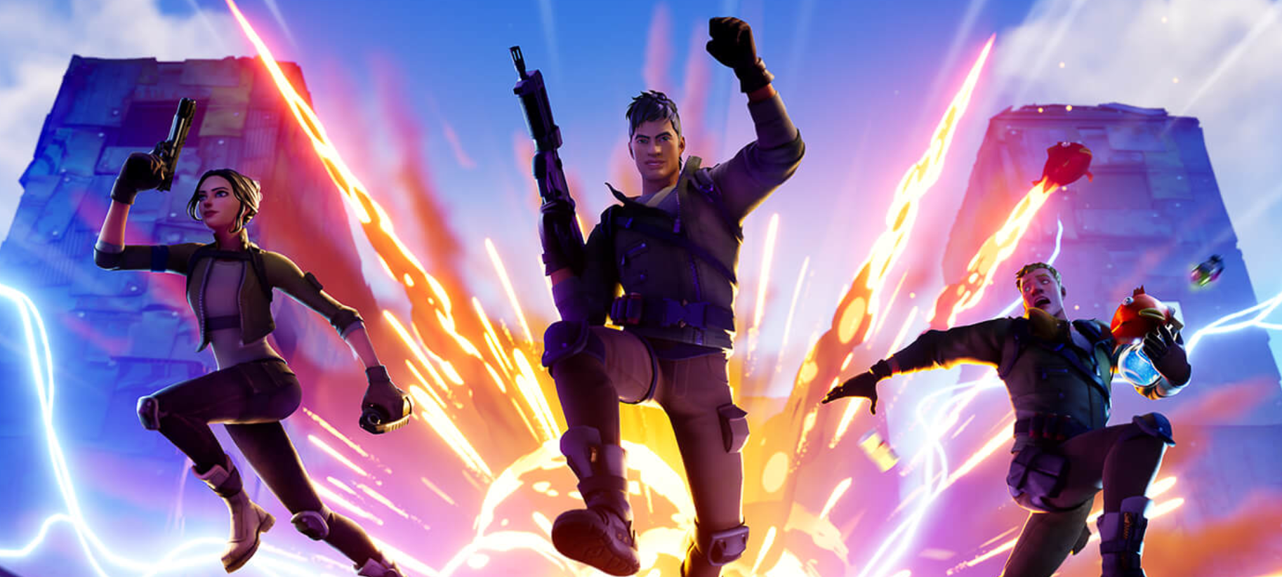 The escapist fun of <em>Fortnite</em> might not be politically controversial, but does that mean it can't be?