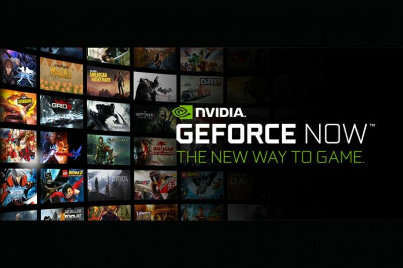 A million gamers are part of GeForce Now now.