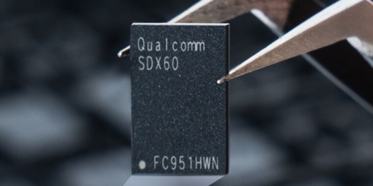 Qualcomm's Snapdragon X60 promises smaller 5G modems in 2021