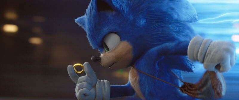 High-speed blur effect? Check. Golden ring? Check. Oversized eyes? Check (thank goodness). But what about the rest of the first live-action <em>Sonic the Hedgehog</em> film?