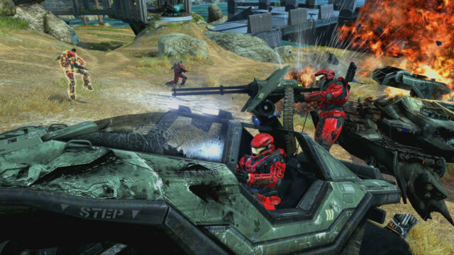 <em>Halo: The Master Chief Collection</em>.