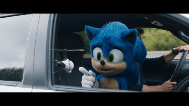 Sonic The Hedgehog Film Review You Can Slow Your Roll Sega Fans Ars Technica