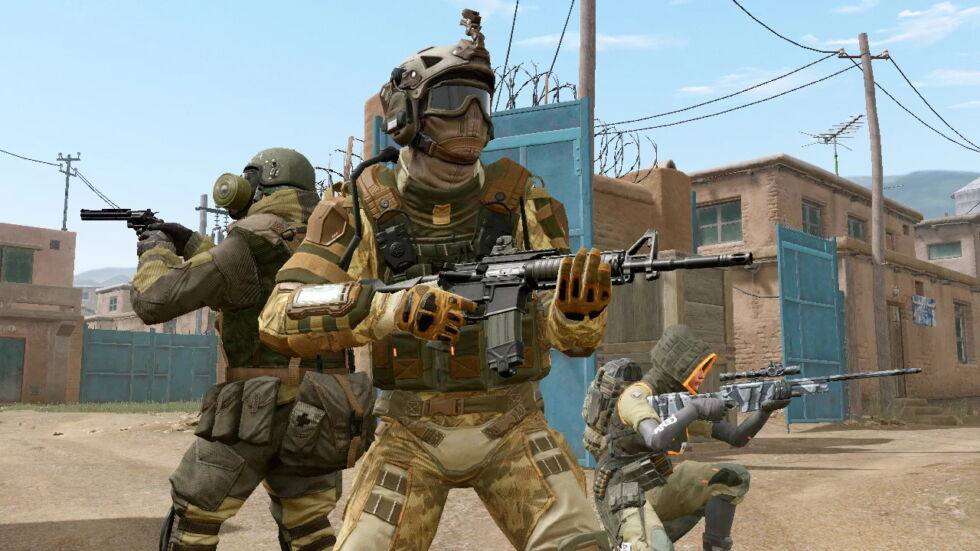 CryEngine finally hits Switch with low-resolution Warface port