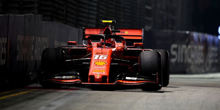 This new sensor is how F1 plans to stop teams cheating in 2020