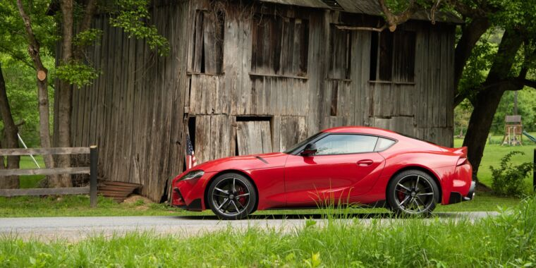 Don't dismiss the 2020 Toyota Supra just because of the BMW bits