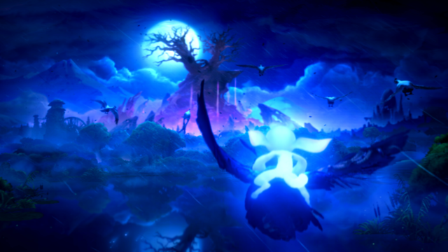 <em>Ori and the Will of the Wisps</em> is an excellent action-platformer with a stunning art style.