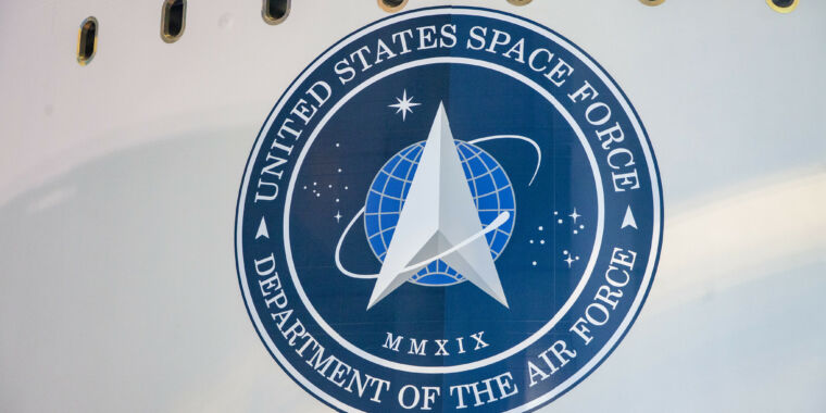 The first launch for the US Space Force is set for today from Florida
