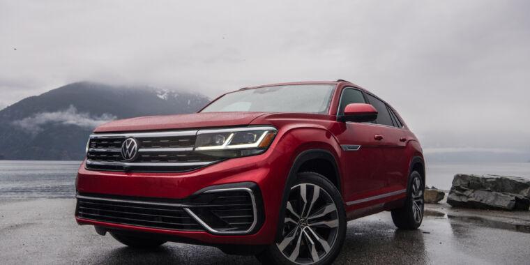 The 2020 Volkswagen Atlas Cross Sport is how America likes its hatchbacks