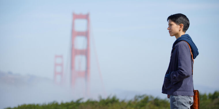 Starring Nick Offerman as bearded tech-bro enigma, FX's Devs has a lot going on