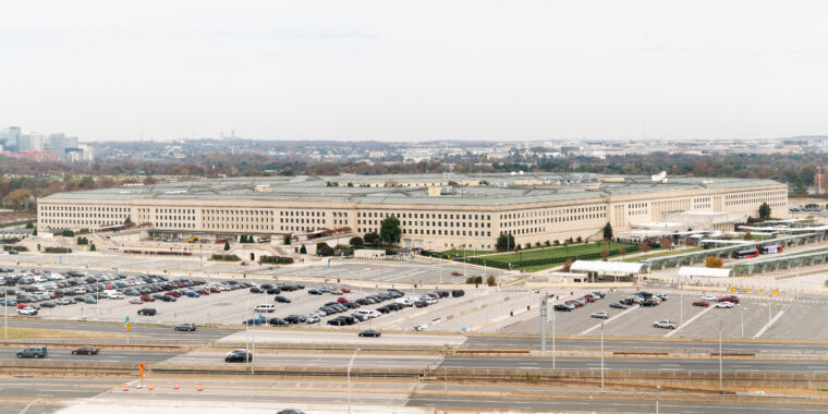 Pentagon's review of controversial $10B contract was a sham, Amazon claims thumbnail