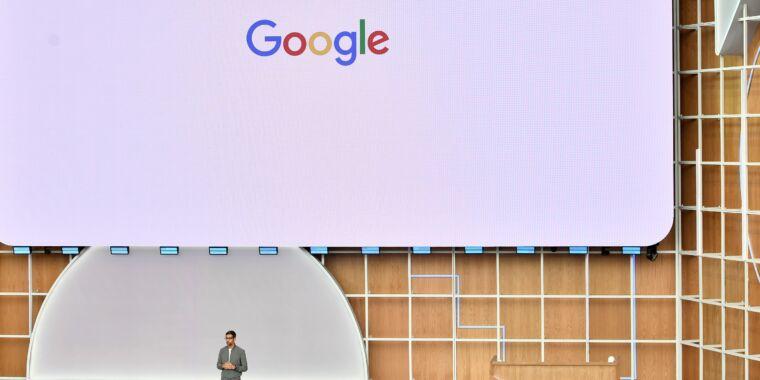 Google cancels I/O developer conference amid coronavirus concerns
