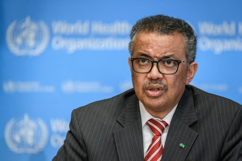Geneva: WHO Director-General Tedros Adhanom Ghebreyesus announced on March 11, 2020 that the new coronavirus outbreak can now be characterized as a pandemic.