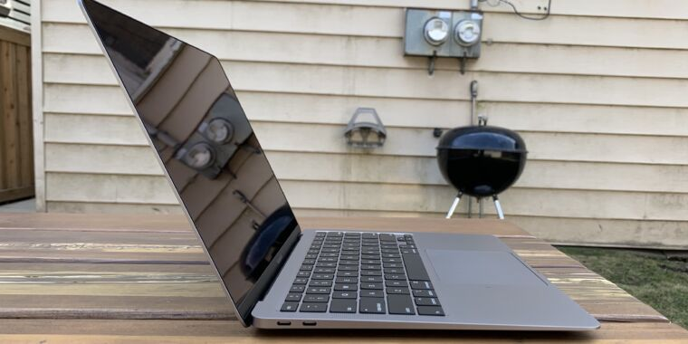 photo of MacBook Air 2020 review: The most boring Mac is among the best image