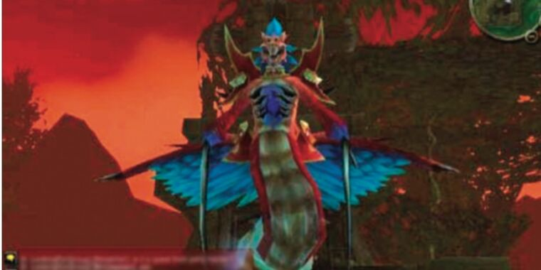 That time World of Warcraft helped epidemiologists model an outbreak