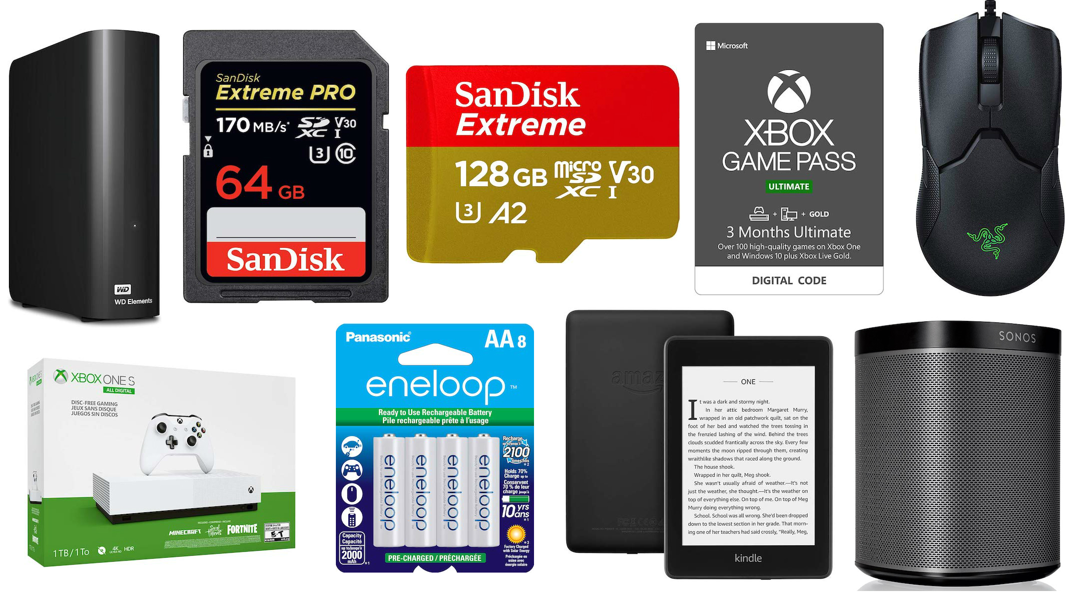 Amazon Deal Of The Day Brings Big Storage Discounts On Microsd Cards And Hard Drives Ars Technica