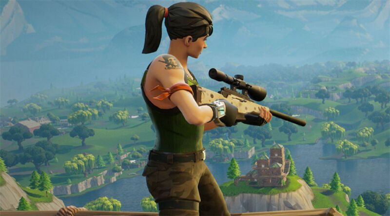 "Fortnite removes abusable ""legacy"" aim assist for controller players"