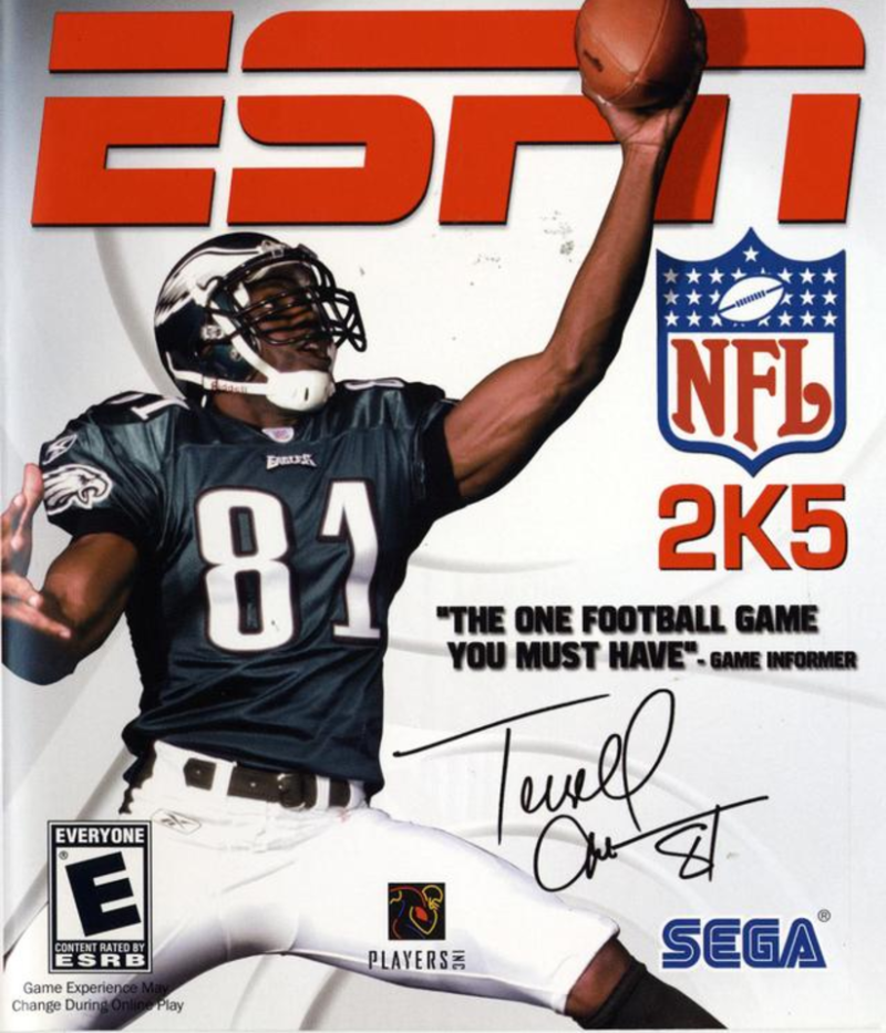 """The one football game you must have"" is coming back after a long absence."