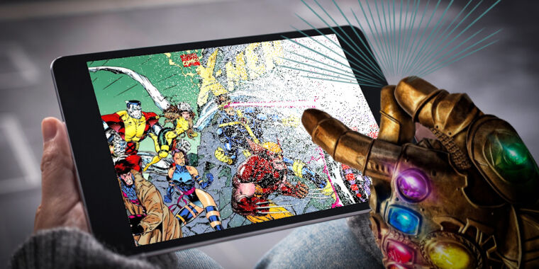 Marvel, DC will delay digital comic books during brick-and-mortar closures