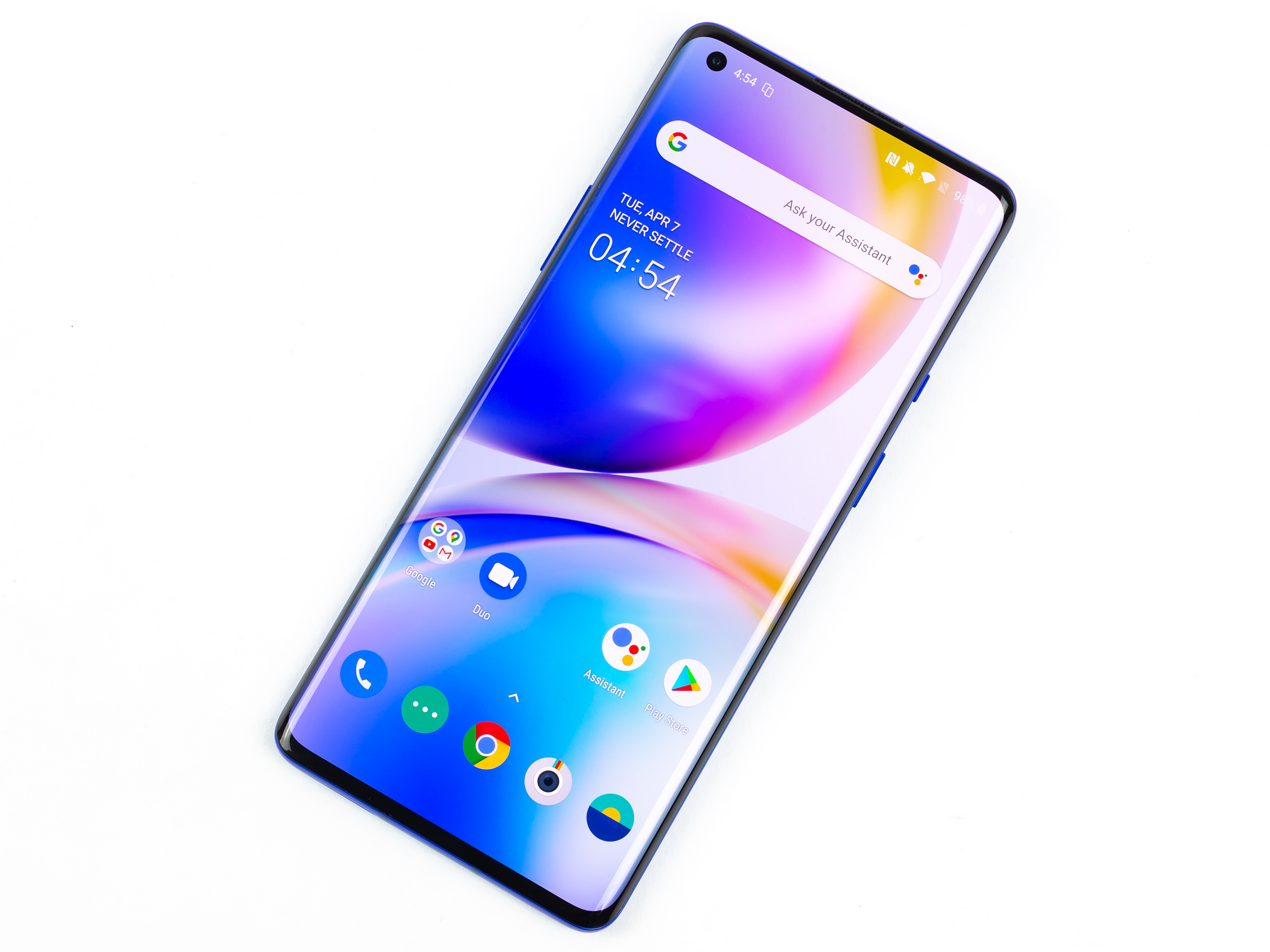 The OnePlus 8 Pro is among the year's best flagship Android phones.