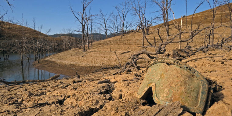 Another disaster is ready to catch the US unprepared: Drought