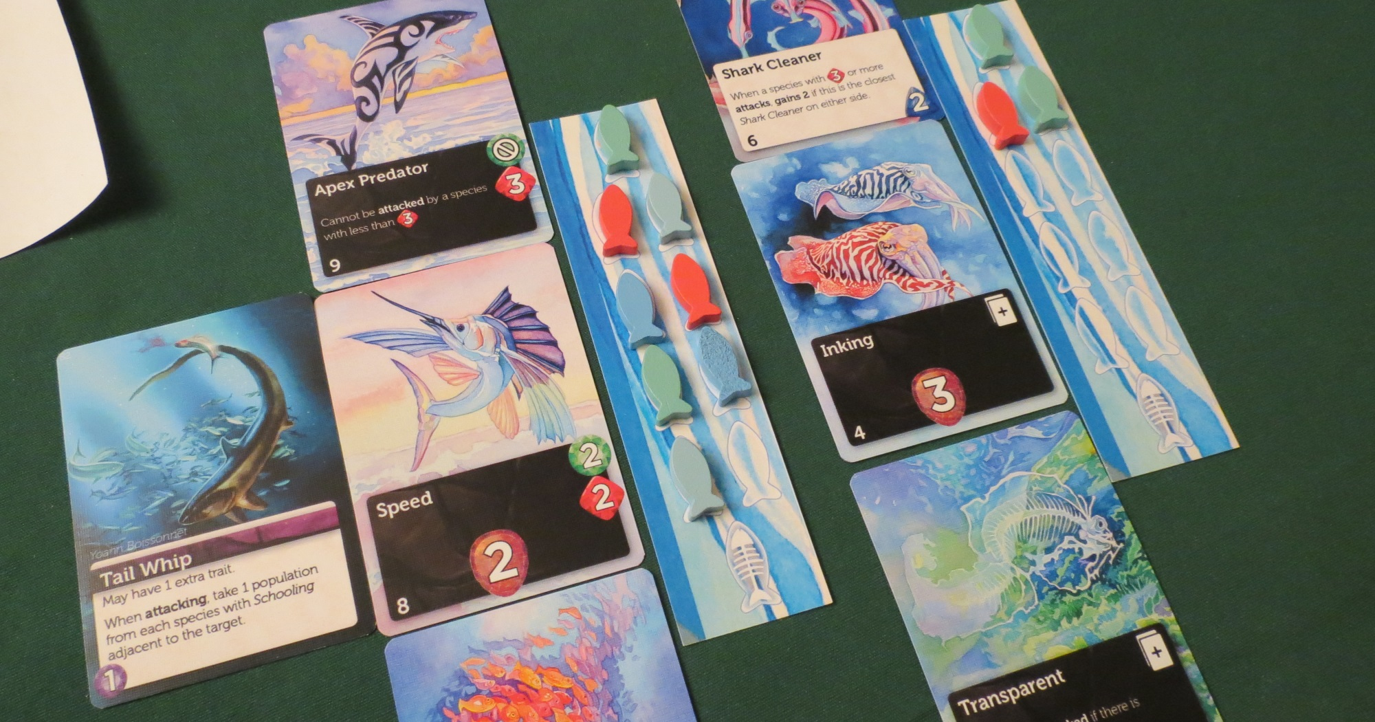 <em>Oceans</em>, the most recent game in the <em>Evolution</em> series