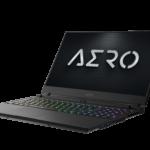 The Gigabyte AERO 15 Studio, OLED edition.