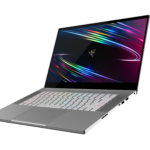 Here's a gallery of April 2020 laptops with the latest Nvidia Max-Q GPUs. First up, the Razer Blade Advanced, with an RTX 2080 Super inside.