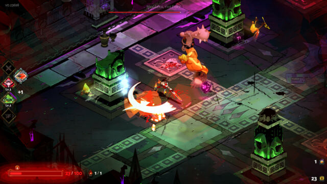 The charming roguelike <em>Hades</em> earned the top spot on our Best Games of 2020 list.
