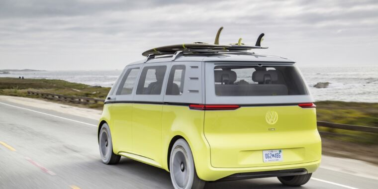 What will you pay for autonomous driving?  Volkswagen expects $8.50 per hour thumbnail