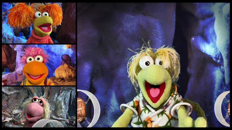 How the first episode of <em>Fraggle Rock: Rock On!</em> looks in action.