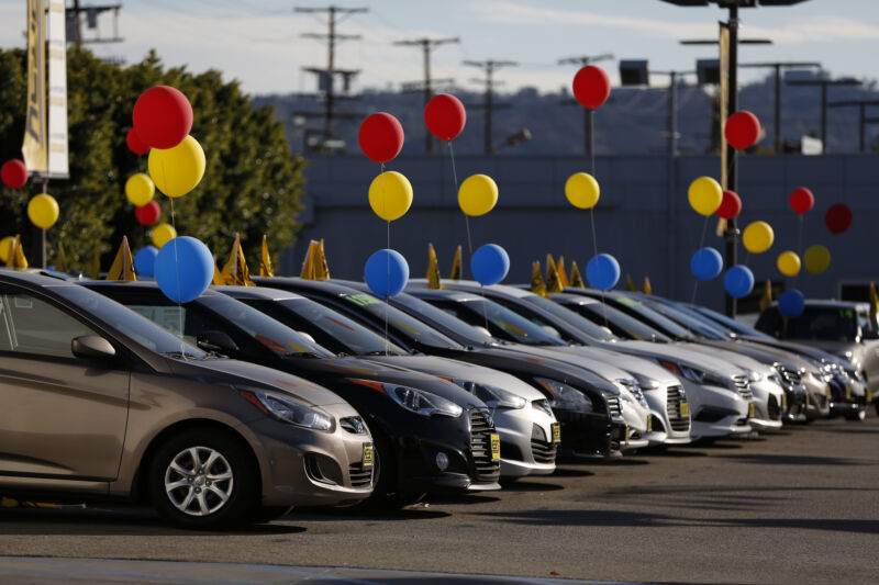 Now might be a great time to buy a car, if you need one and still have a job.
