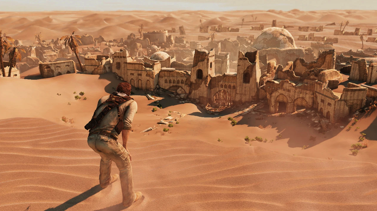 <em>Uncharted: The Nathan Drake Collection</em> is free for all PS4 owners today.