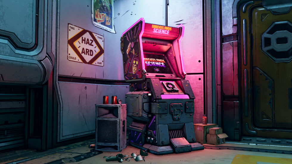 You can help medical science just by playing a new Borderlands mini-game