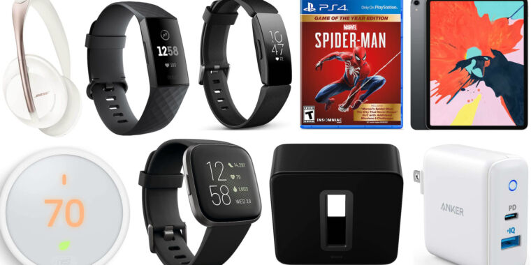 A handful of our recommended Fitbit devices are on sale today