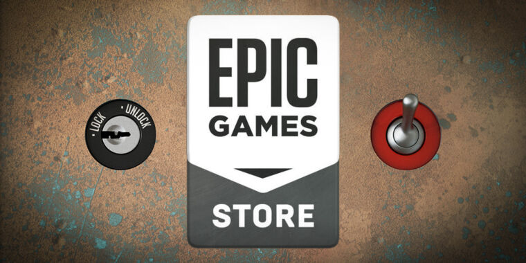 <p>Epic thinks EGS could make up 35-50% of the PC gaming market by 2024 thumbnail