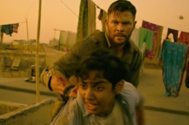 Chris Hemsworth Stars As A Ruthless Mercenary In Trailer For Extraction Ars Technica