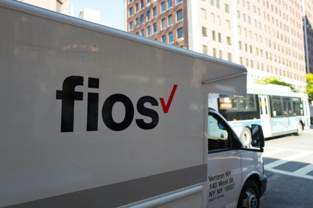 Verizon wiring up 500K homes with FiOS to settle years-long fight with NYC