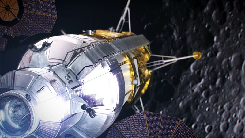 It's still not clear how NASA will get its lunar lander to the Moon.
