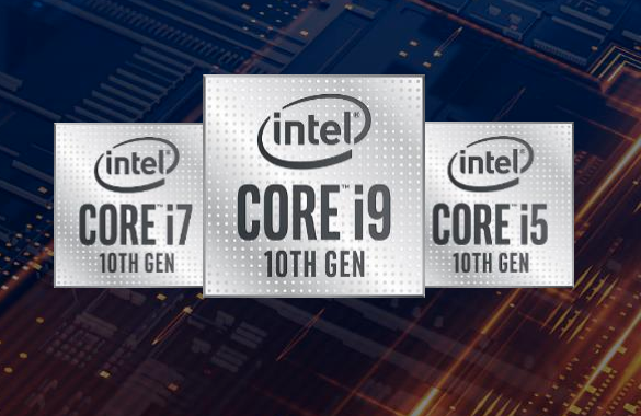 Intel's 10th-generation H-series laptop CPUs break 5GHz
